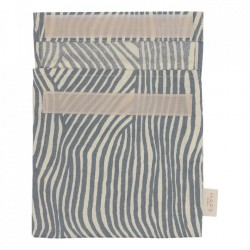 Haps Nordic - sandwich bag - ocean wave