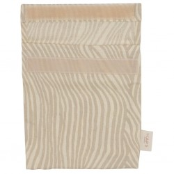 Haps Nordic - sandwich bag - oystergrey wave