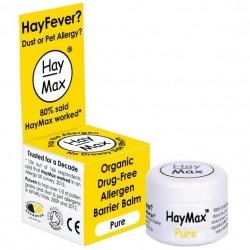 Hay Max - økologisk barriere balsam mod allergi - pure