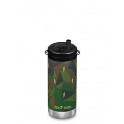 Klean Kanteen - TKWIDE- termokop 355 ml. - twist cap - electric camo
