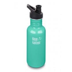 Klean Kanteen - 532 ml. drikkedunk - Sea Creast - sportscap