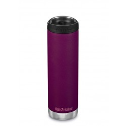 Klean Kanteen - TKWIDE- termoflaske 592 ml. - café cap - purple potion