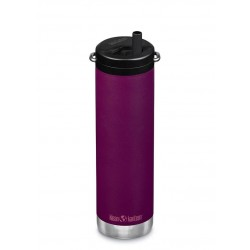 Klean Kanteen - TKWIDE- termoflaske 592 ml. - twist cap - purple potion