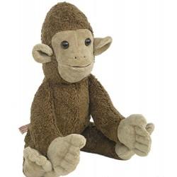 Kallisto - økologisk bamse - brun abe