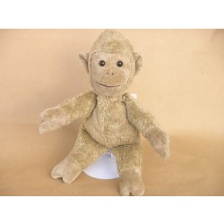 Kallisto - økologisk bamse - lysebrun abe