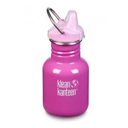 Klean Kanteen - 355 ml. - bubble gum - sippy cap