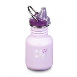 Klean Kanteen - 355 ml. - sugarplum fairy - sippy cap