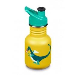 Klean Kanteen - 355 ml. drikkedunk - Dragon Snack - sportscap