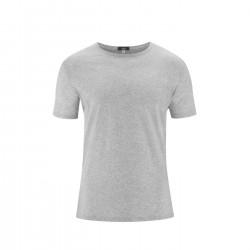 Living Crafts - herre - kortærmet t-shirt - 2-pak - grå