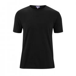 Living Crafts - herre - kortærmet t-shirt - 2-pak - sort