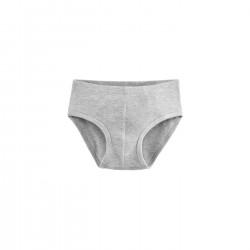 Living Crafts - underbukser - GOTS bomuld - grå melange