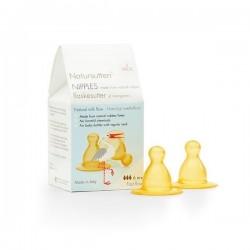 Natursutten®- flaskesutter - 2 varianter