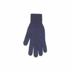 Pure Pure - fingerhandsker - uld - marine