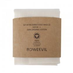 Bo Weevil - øko brødpose - 2-pak