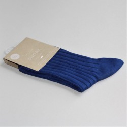 Snork Copenhagen - strømper - økologisk bomuld - blå