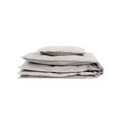 Studio Feder - sengesæt - voksenstørrelser - Checkered Grey