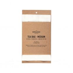 The Organic Company - genanvendeligt tefilter - medium