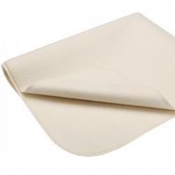 Engel - økologisk pusle-/tisseunderlag - str. 50x60 cm.