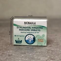 BiaBaula - tøjvask - 19 tabletter